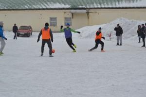 Зимний турнир по мини-футболу 2016-2017 гг.